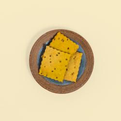 Crackers Piselli
