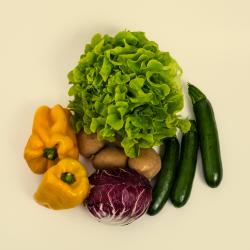 Cassetta di verdura mista bio di stagione 4.5 kg